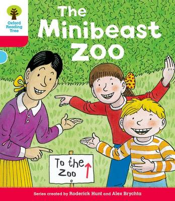 Oxford Reading Tree: Decode & Develop More A Level 4: Mini Zoo