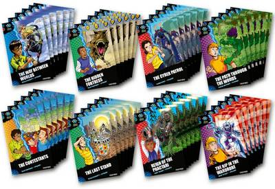 Project X Alien Adventures: Dark Blue Book Band, Oxford Levels 15-16: Dark Blue Book Band, Class Pack of 48