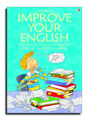 Usborne Improve Your English
