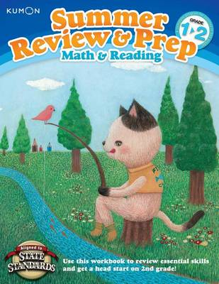 Summer Review & Prep: 1-2 Math & Reading