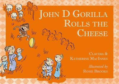 John D Gorilla Rolls the Cheese