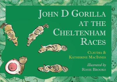 John D Gorilla at the Cheltenham Races