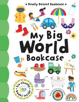 My Big World Bookcase