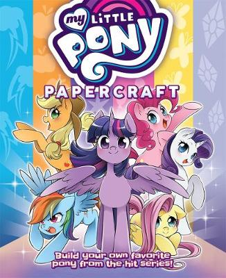 My Little Pony: Friendship is Magic Papercraft - The Mane 6 & Friends