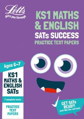 KS1 Maths and English SATs Practice Test Papers: For the 2020 Tests