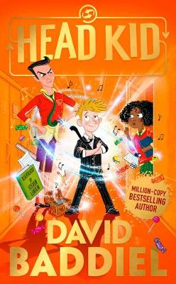 Book Reviews for Head Kid By David Baddiel and Steven Lenton