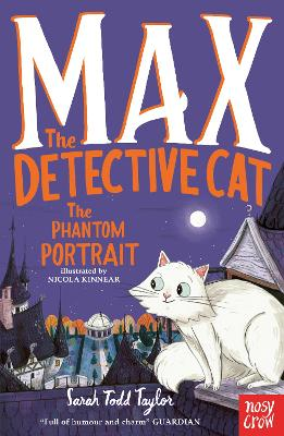 Max the Detective Cat: The Phantom Portrait