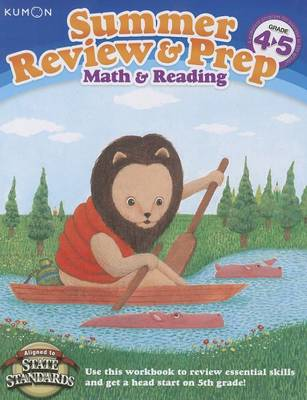 Summer Review & Prep: 4-5 Math & Reading