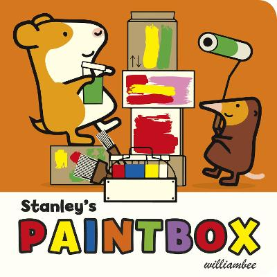 Stanley's Paintbox