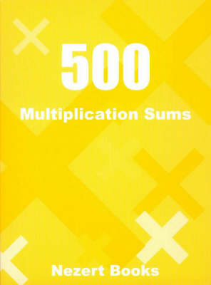 500 Multiplication Sums