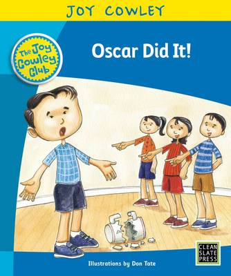Oscar Did It!: Oscar the Little Brother, Guided Reading