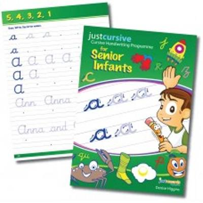 Just Cursive - Senior Infants