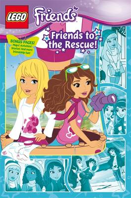 Friends to the Rescue! (Graphic Novel): Book 2