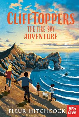 Clifftoppers: The Fire Bay Adventure