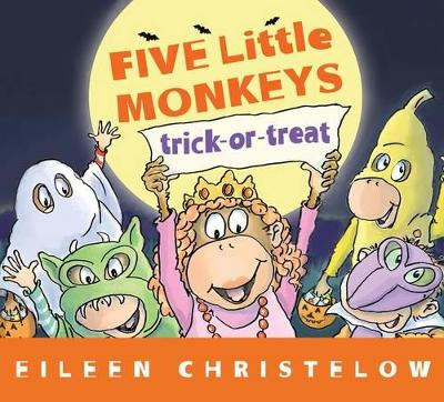 Five Little Monkey Trick or Treat