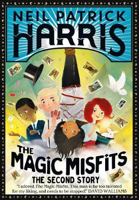 The Magic Misfits 2: The Second Story