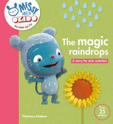 The Magic Raindrops: A Story for Mini Scientists