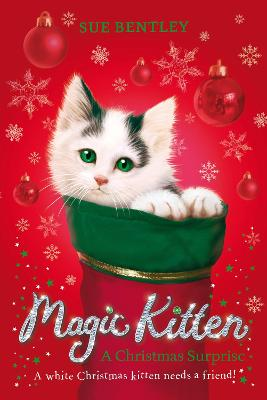 Magic Kitten: A Christmas Surprise