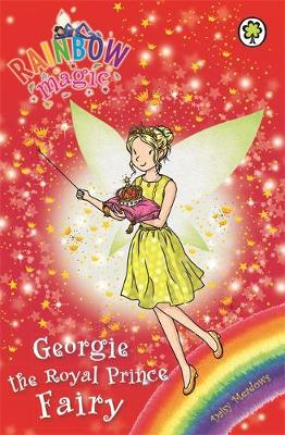 Rainbow Magic: Georgie the Royal Prince Fairy: Special