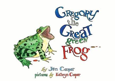 Gregory the Great Green Frog