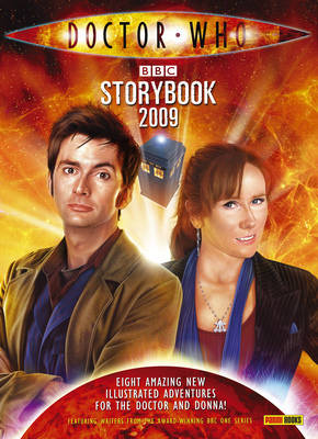 """Doctor Who"" Storybook"