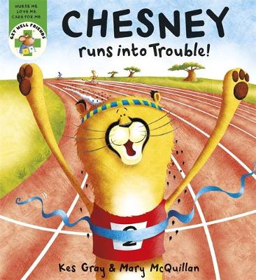 Get Well Friends: Chesney Runs into Trouble