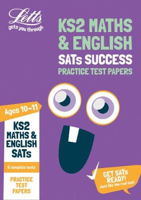 KS2 Maths and English SATs Practice Test Papers: For the 2020 Tests
