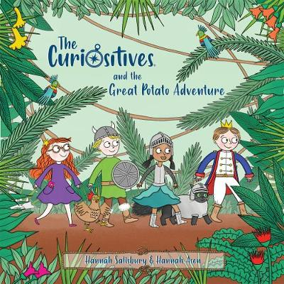The CuriOsitives and the Great Potato Adventure