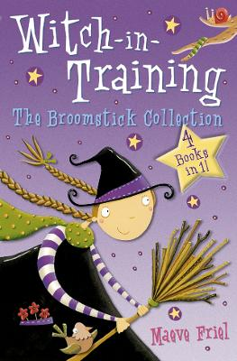 The Broomstick Collection: Books 1-4