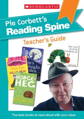 Pie Corbett Reading Spine Teacher's Guide