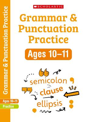 Grammar and Punctuation Year 6 Workbook