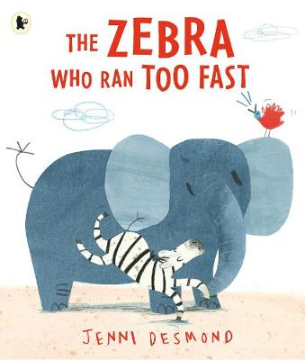 The Zebra Who Ran Too Fast