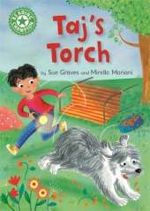 Reading Champion: Taj's Torch: Independent Reading Green 5