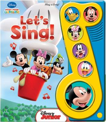 Disney Mickey Mouse: Let's Sing!
