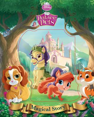 Disney Princess Palace Pets Magical Story