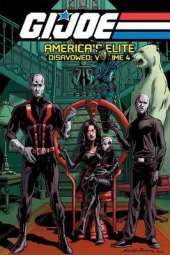 G.I. Joe America's Elite Disavowed Volume 4