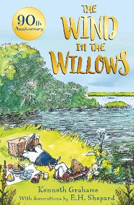 The Wind in the Willows - 90th anniversary gift edition