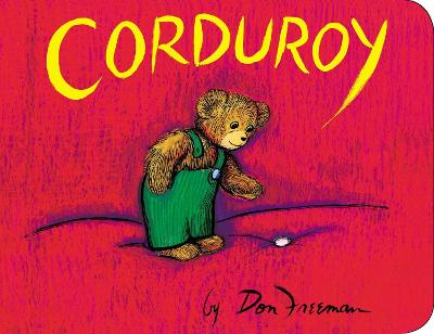 Corduroy Giant Board Book