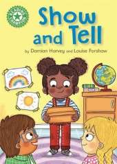 Reading Champion: Show and Tell: Independent Reading Green 5