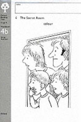 Oxford Reading Tree: Level 4: Workbooks: Pack 4B (6 workbooks)