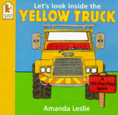 Let's Look Inside The Yellow Truck