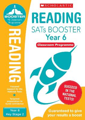 Reading Pack (Year 6) Classroom Programme