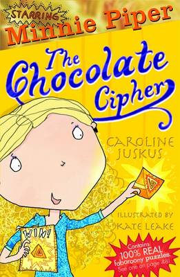 Minnie Piper: The Chocolate Cipher