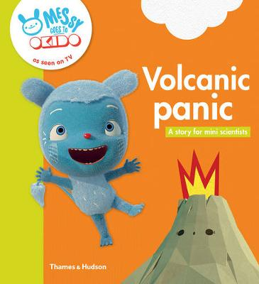 Volcanic panic: A story for mini scientists