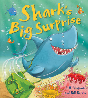 Shark's Big Surprise