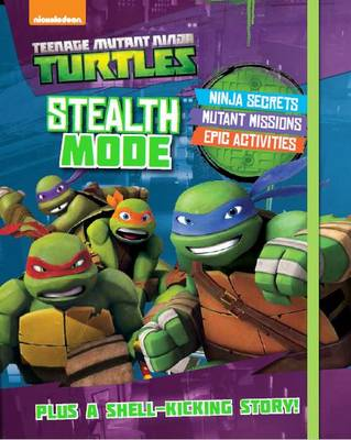 Nickelodeon Teenage Mutant Ninja Turtles Stealth Mode