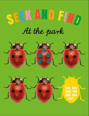 At the Park: Seek & Find
