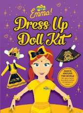 The Wiggles Emma!: Dance Around the World Dress Up Kit