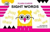 Bright Sparks Flash Cards - Sight Words