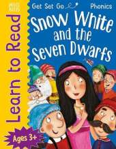 Get Set Go: Phonics - Snow White and the Seven Dwarfs